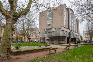 Démolition de l'ancienne résidence pour personnes âgées et de la salle Cassin
