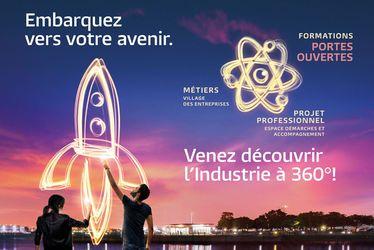 Dans le cadre de la Semaine de l'Industrie, le pôle formation de l'UIMM du Havre vous ouvre ses portes
