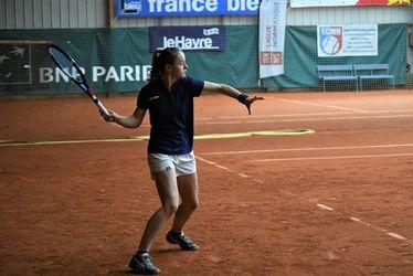 Alice Robbe, tenniswoman, 805e au classement WTA