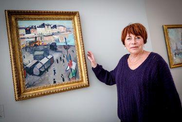 """Françoise Queruel, présidente de l'Association des Amis du MuMa - Musée d'Art moderne André Malraux : """"Enrichir la culture de nos adhérents de toutes générations"""""""