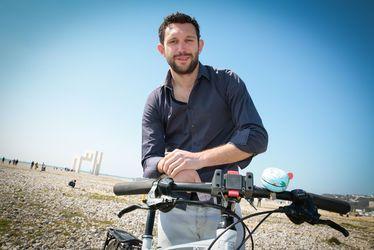 """Axel Férard, éco-aventurier: """"Mon tour de France est une aventure écologique et humaine"""""""