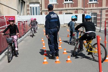 """Prévention routière : Le Havre reçoit le label """"Ville prudente"""""""