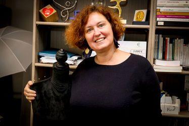 Muriel Robine, fondatrice et présidente de Cover-dressing