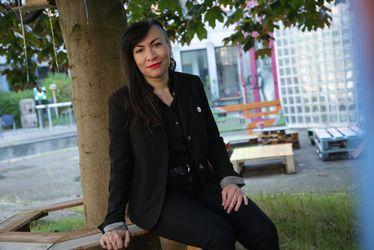 Laure Limongi, éditrice, auteure et enseignante