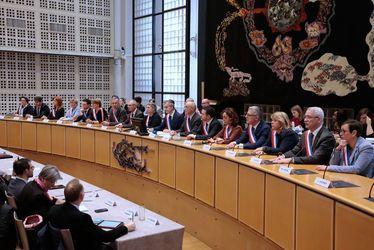 Le conseil municipal de la Ville du Havre le 30 mars 2019