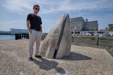 Un Été Au Havre - Baptiste Shell, artiste prometteur de Shell et étudiant à l'ESADHaR