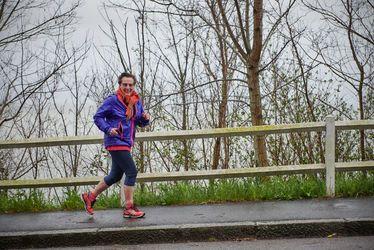 Cécile Merrienne, joggeuse de 83 ans, va courir les 15 km du Havre dimanche 24 mars
