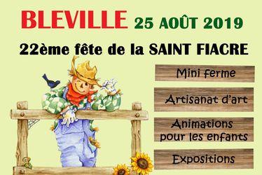 Fête de la Saint-Fiacre - 22e édition