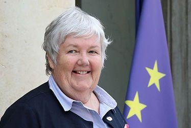 Jacqueline Gourault – Ministre de la Cohésion des territoires et des Relations avec les collectivités territoriales
