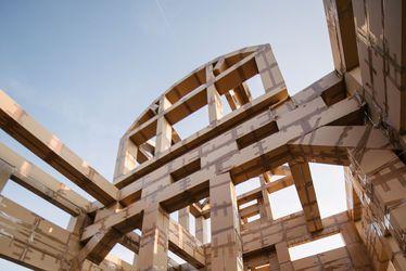 Un Été Au Havre : week-end d'ouverture les 29 & 30 juin 2019 - Visitez les Cités oubliées, une ville immense et éphémère en carton, œuvre d'Olivier Grossetête