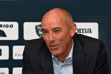 Paul Le Guen, nouveau manager du HAC Foot