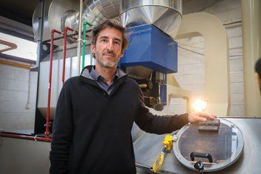"""Bruno Michaut, responsable de la Brûlerie du Havre de Grâce : """"Faire découvrir ma passion et ces délicieux breuvages aux Havrais"""""""