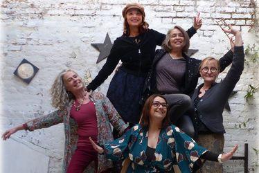 Collectif Échelle : un collectif qui rassemble peintres, sculptrices et plasticiennes de la région havraise