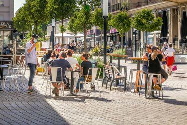 Soutenir la reprise économique en accompagnant les cafés et restaurants