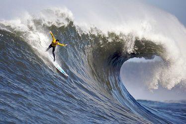 La physique du surf