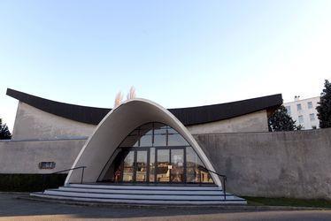 Eglise Sainte-Jeanne d'Arc à Sanvic