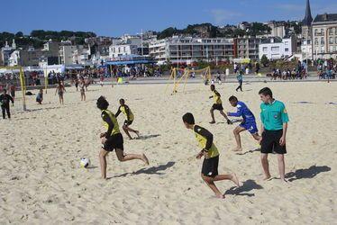 LH Beach Foot