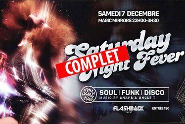 Saturday night fever - Flashback