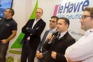 La Le Havre Allmer Cup lancée au Salon Nautique de Paris