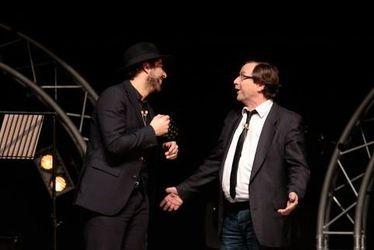 """""""Pierre Desproges est vivant !"""" - Harjane et Rollin dans les mots du maître de l'humour noir"""