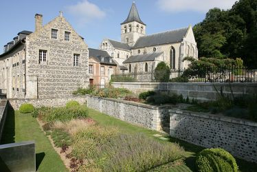 Les Jardins de l'Abbaye de Graville