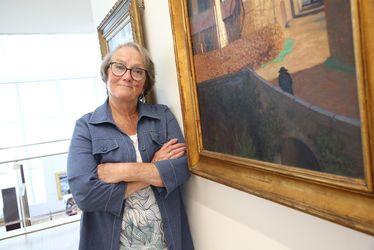 Dominique Neveu profite du dispositif A3 au Musée d'art moderne André Malraux