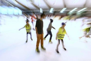 patinoire, patinage, patin à glace