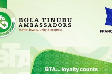 Bola tinubu ambassadors, france chapter - (bta)