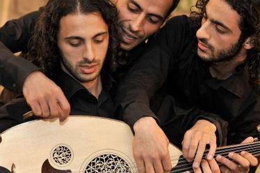 """moZ'aïque - Trio Joubran : """"Une véritable histoire de famille"""""""