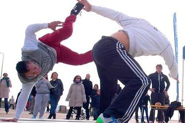 Association socio - culturelle de capoeira du havre
