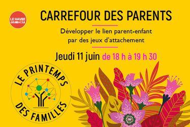 Développer le lien parent-enfant par des jeux d'attachement - Carrefour des parents