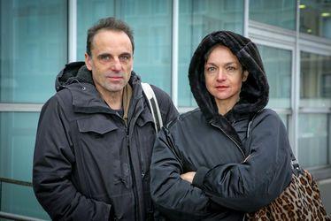 Étienne Cuppens et Sarah Crépin, metteur en scène et chorégraphie de La BaZooka