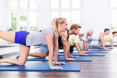 Activités Gymniques Seniors