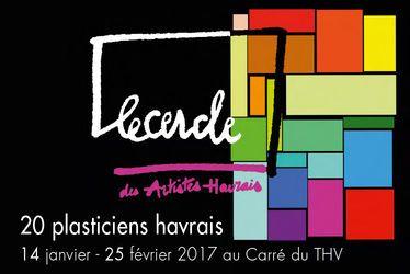 """Le Carré du THV présente """"Le Cercle des artistes havrais"""""""
