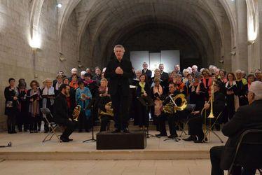 Choeurs et Honegger Brass Quartet