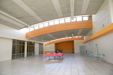 Salle des fêtes de Caucriauville