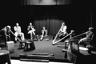 Concert de didgeridoo par Olivier Luis - Escale australienne