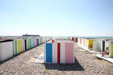 Un été au Havre 2018 - Cabanes de plage