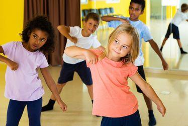 Inscrivez vos enfants à Découvrez le Sport pour les vacances d'automne