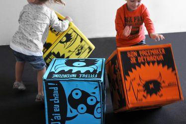 Atelier/jeu Détective Rollmops