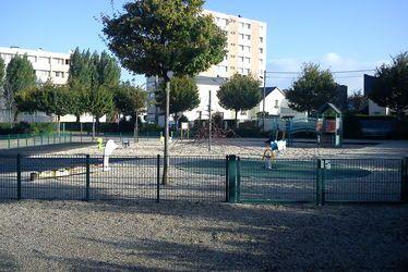 Aire de jeux Jean Dubuffet