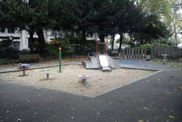 Aire de jeux du square Saint-Roch 3-6 ans