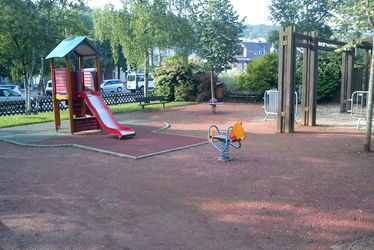 Aire de jeux Jardin public Rouelles