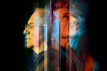 Entrer dans la couleur - Alain Damasio et Yan Péchin