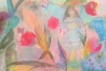 A fleur de peau d'Aline Coton - Galerie MS