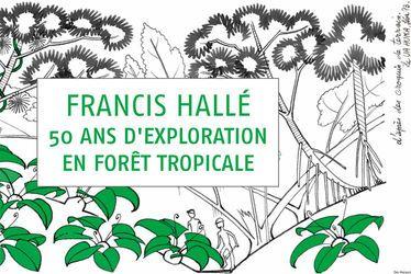 Francis Hallé - « 50 ans d'exploration en forêt tropicale »