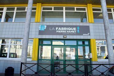 La Fabrique Pierre Hamet, centre social