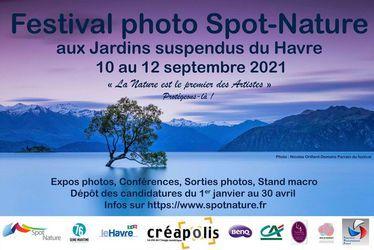 """Festival """"Spot nature, Images à découvrir et à vivre"""""""