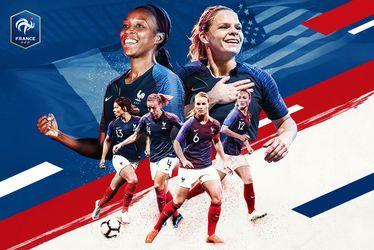 France Féminine - États-Unis