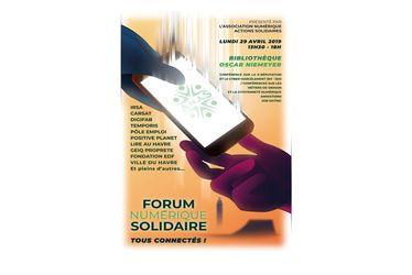 Forum Numérique Solidaire : un forum pour lutter contre l'illectronisme